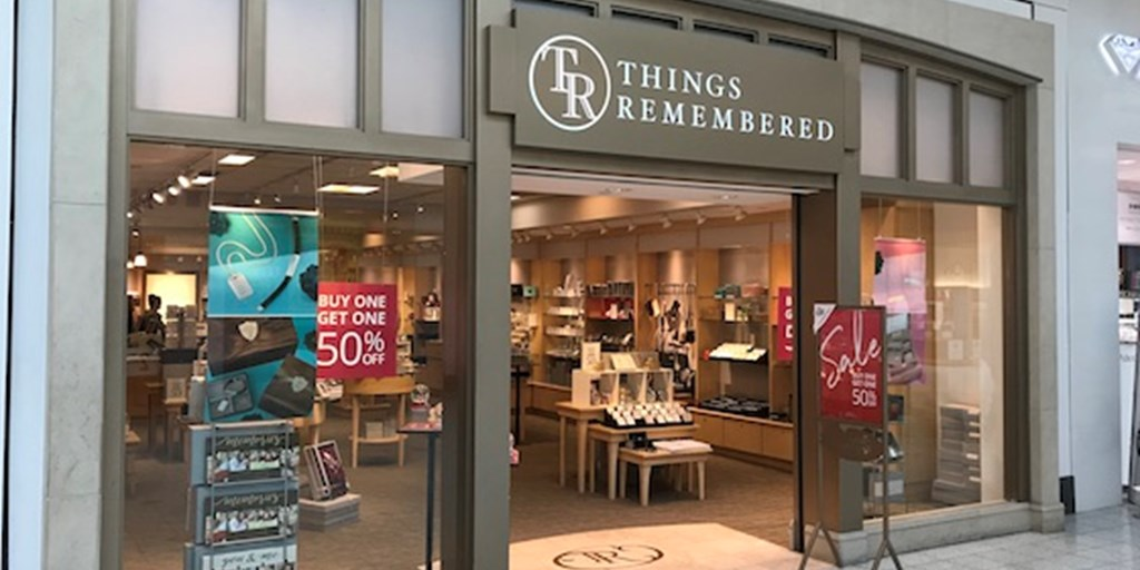 Things Remembered sells to Enesco, files bankruptcy