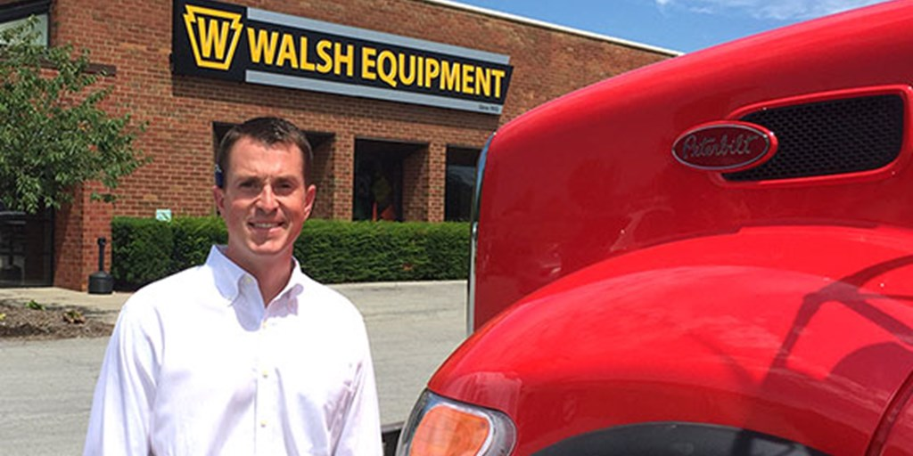 Choosing a strategic buyer pays off for Walsh Equipment family