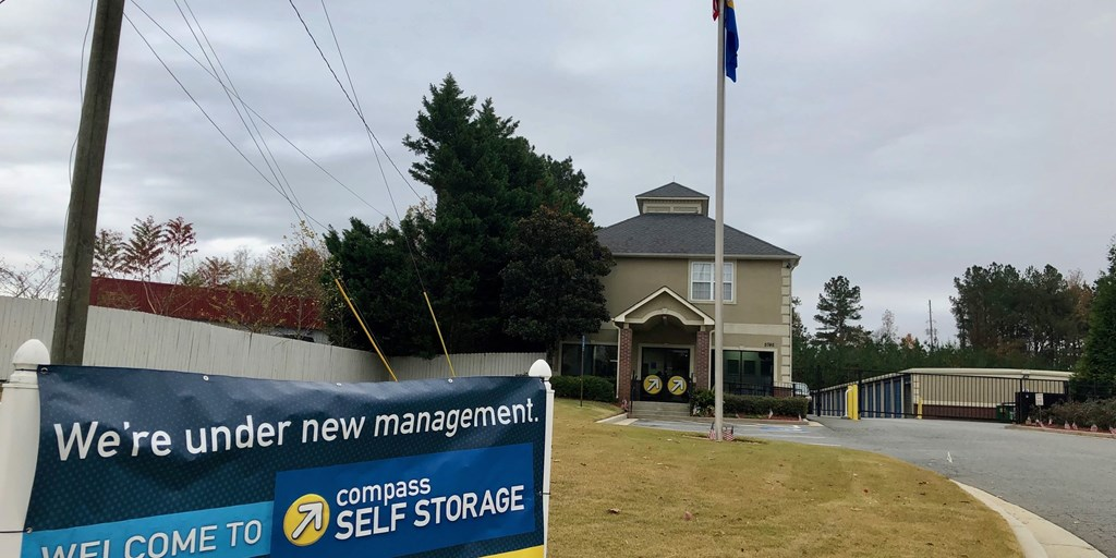 Compass Self Storage adds 16th Atlanta center