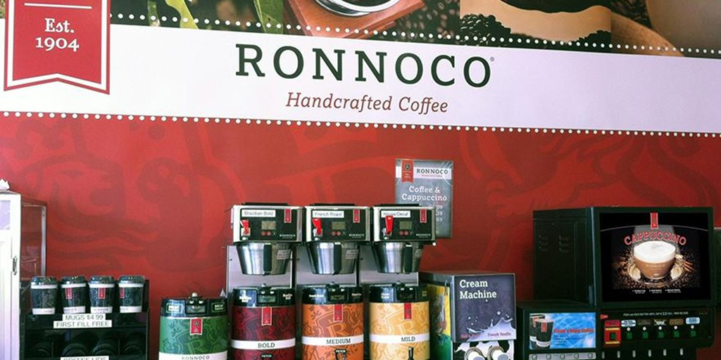 Huron-backed Ronnoco Coffee gulps down add-on
