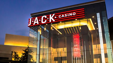 Gilbert's JACK to sell Cincinnati casino