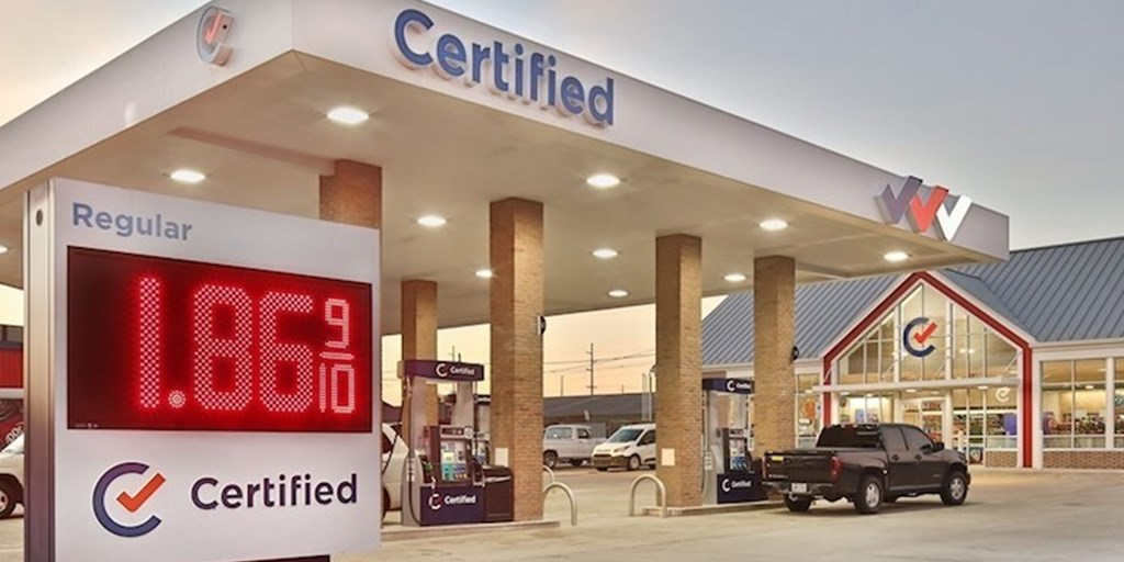 British retailer to buy Certified Oil convenience stores, gas stations