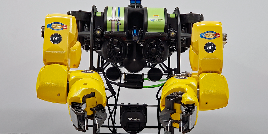 RE2 Robotics gets $3M from Office of Naval Research