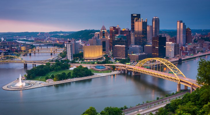 Pittsburgh deal activity hit new high in 2018