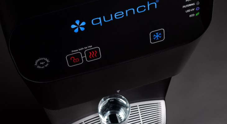 Quench acquires Aguaman