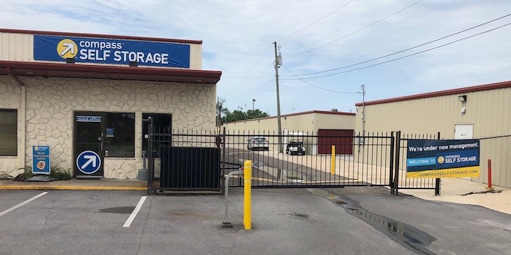 Compass Self Storage buys Largo, Florida property