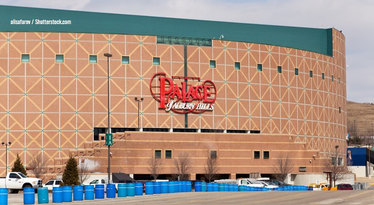 Pistons Form Joint Venture To Redevelop Palace Of Auburn Hills Land