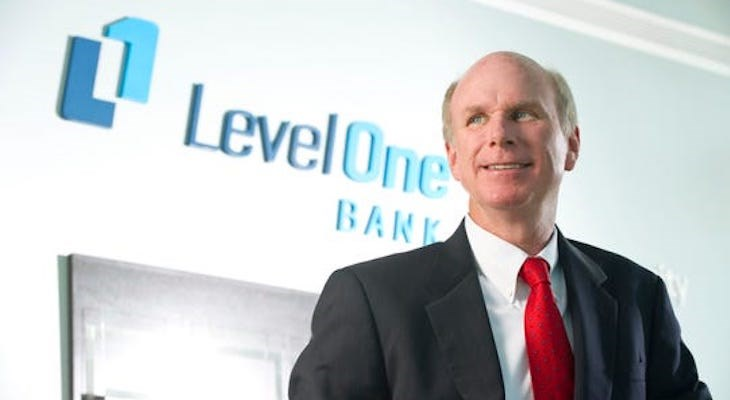 Level One Bancorp To Merge With Ann Arbor Bancorp In $67.8M Deal