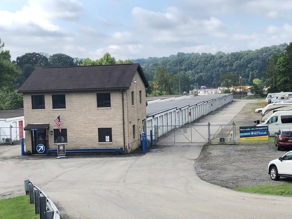 Compass Self Storage buys Pittsburgh location