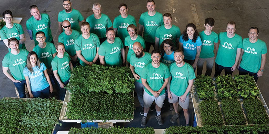Fifth Season expands its vertical farming, stays focused on capital efficiency