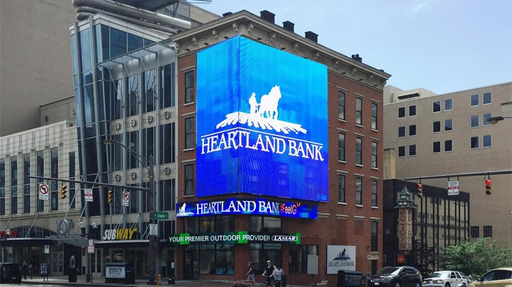 Heartland Bank to buy Cincy's Victory Community Bank