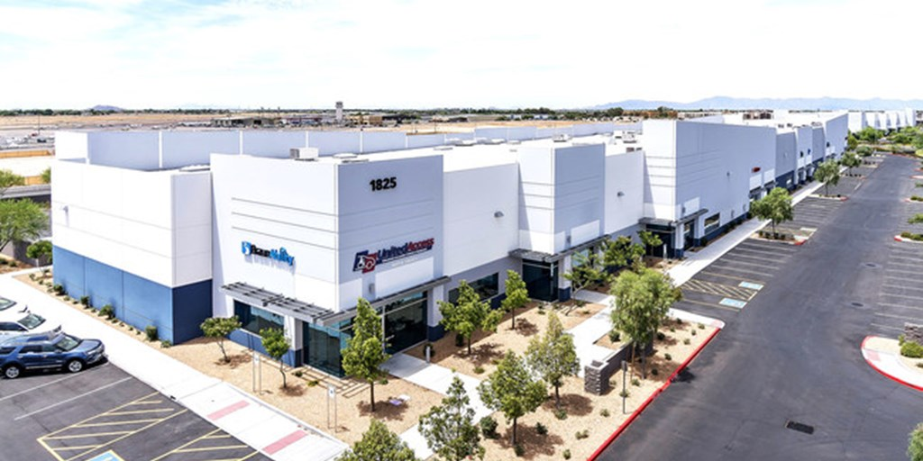 JLL Income Property Trust Buys AZ-Based Distribution Center In $31M Deal