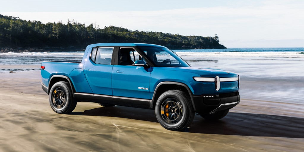 Rivian Closes $1.3B Investment Round