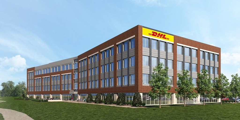 DHL Supply Chain's North American headquarters sold